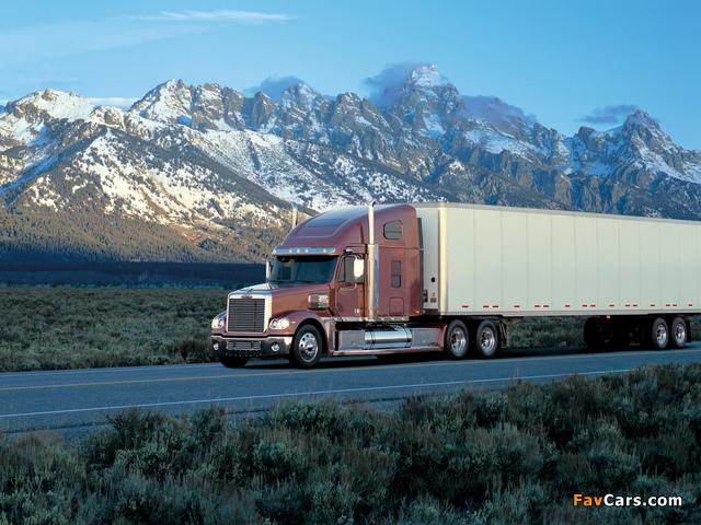 Freightliner Coronado 2002–09 wallpapers (640 x 480)
