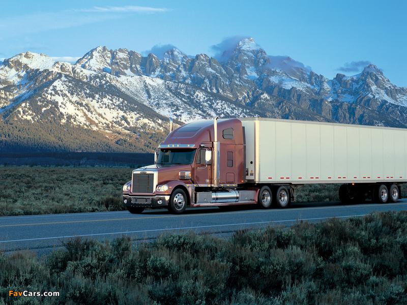 Freightliner Coronado 2002–09 wallpapers (800 x 600)