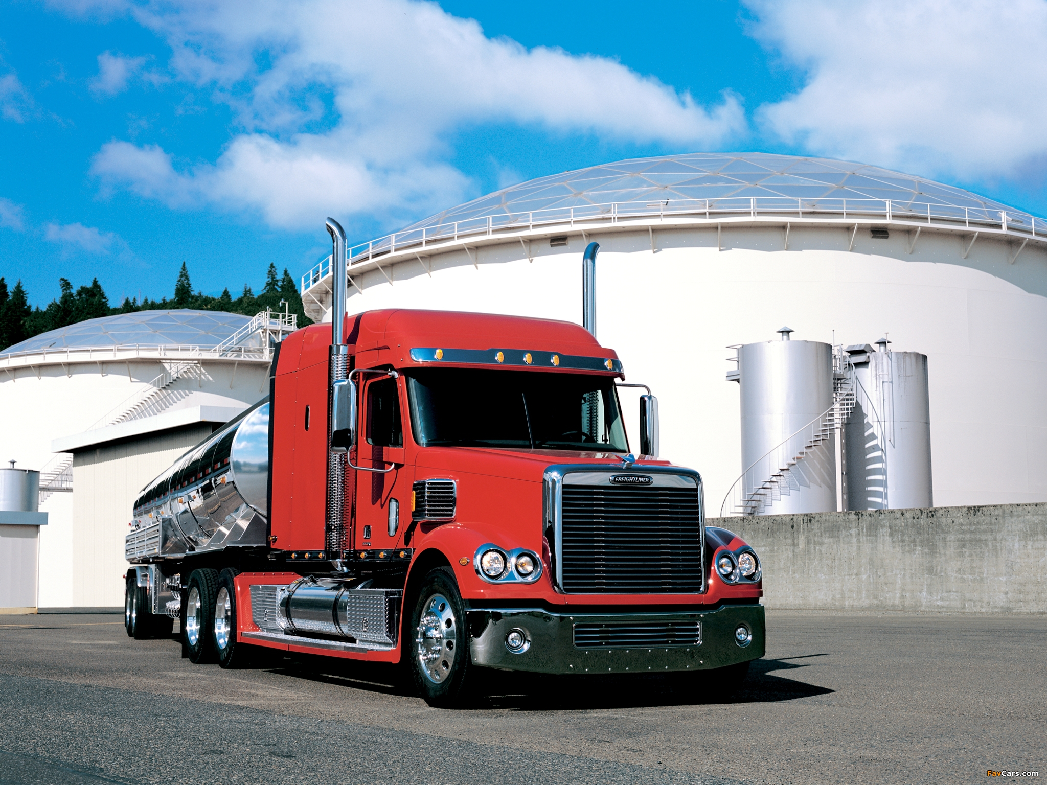 Freightliner Coronado XT 2002–09 wallpapers (2048 x 1536)