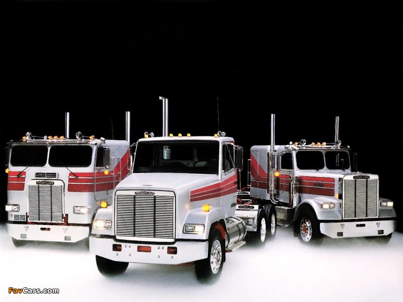 Freightliner wallpapers (800 x 600)
