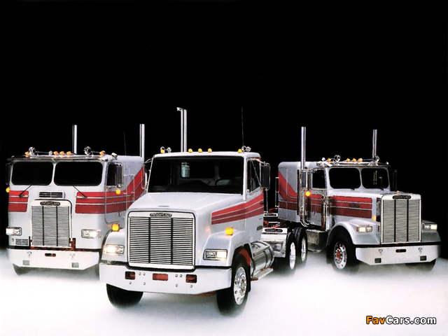 Freightliner wallpapers (640 x 480)