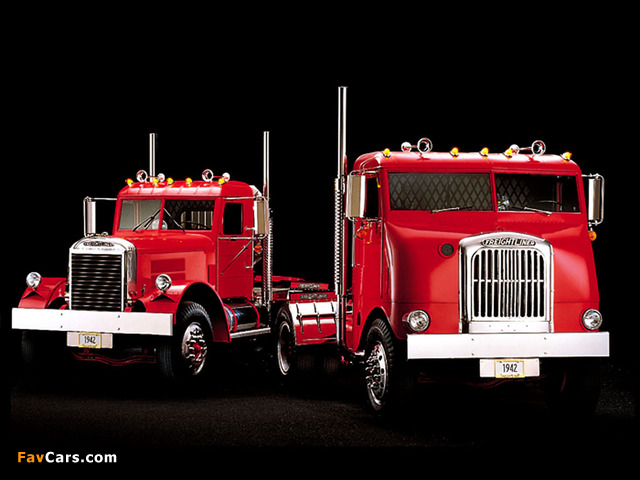 Pictures of Freightliner Conventional & 800 1942 (640 x 480)