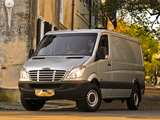Freightliner Sprinter 2500 Cargo Van (W906) 2006 wallpapers