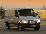Images of Freightliner Sprinter 2500 Cargo Van (W906) 2006