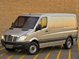 Pictures of Freightliner Sprinter 2500 Cargo Van (W906) 2006