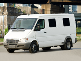BAE Freightliner Sprinter Van Armored 2000–06 wallpapers