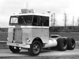 White-Freightliner WF8164T 1962 wallpapers