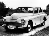 Images of FSO Warszawa 223 1964–73