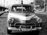 Photos of FSO Warszawa 200 Rendrség 1957–60