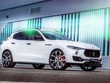G&S Exclusive Maserati Levante 2017 images