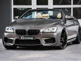 Photos of G-Power BMW M6 Cabrio (F12) 2013