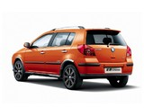 Images of Geely MK Cross 2010