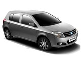 Pictures of Geely MK2 Hatchback 2008