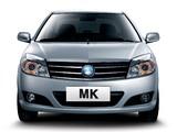Pictures of Geely MK2 Sedan 2009