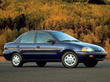 Images of Geo Metro Sedan 1995–97