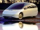 GM HX3 Hybrid Van Concept 1990 pictures