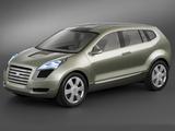 GM Sequel Concept 2005 pictures