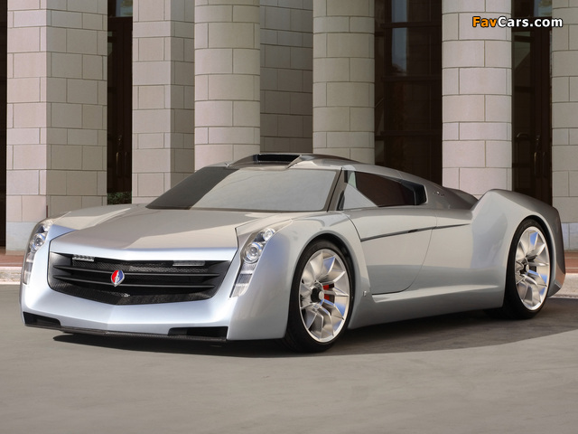 GM Turbine-Powered EcoJet Concept 2006 pictures (640 x 480)