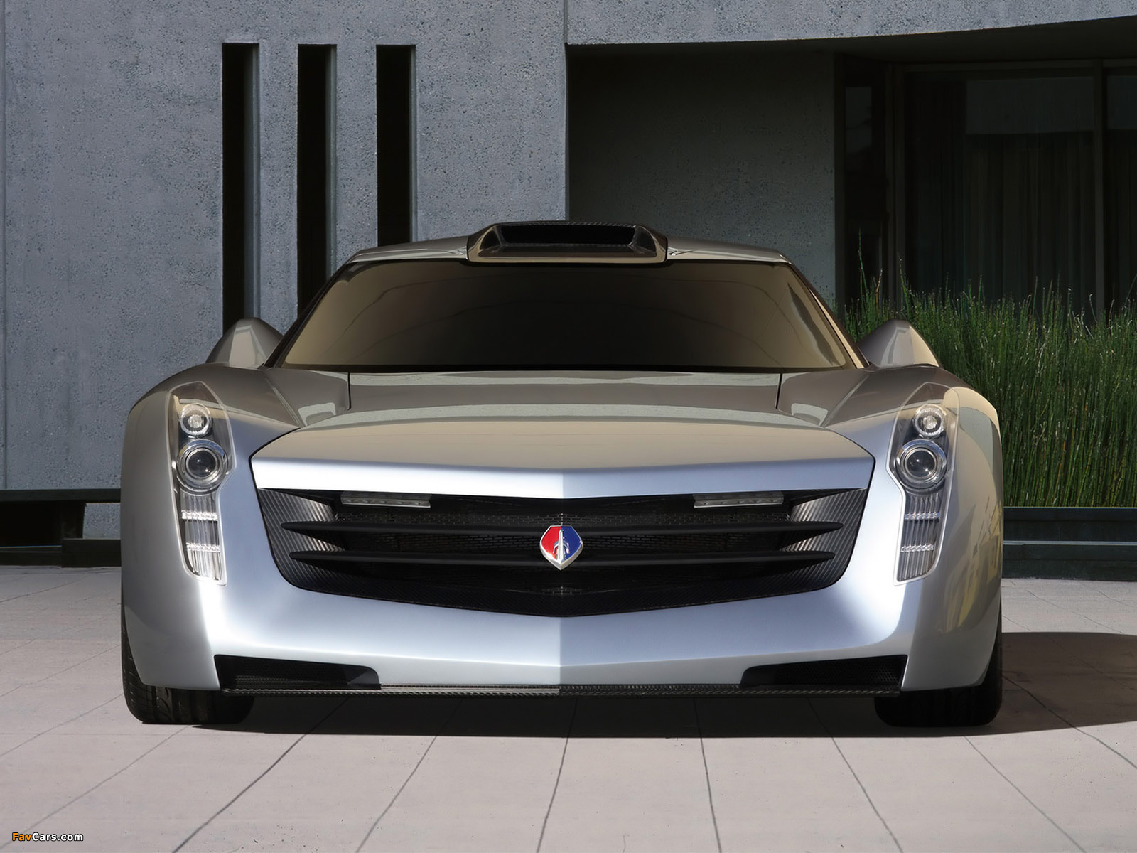 GM Turbine-Powered EcoJet Concept 2006 wallpapers (1600 x 1200)