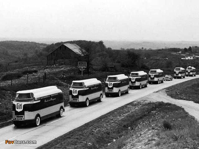 Photos of GM Futurliner 1940 (640 x 480)