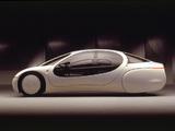Photos of GM Ultralite Concept 1992