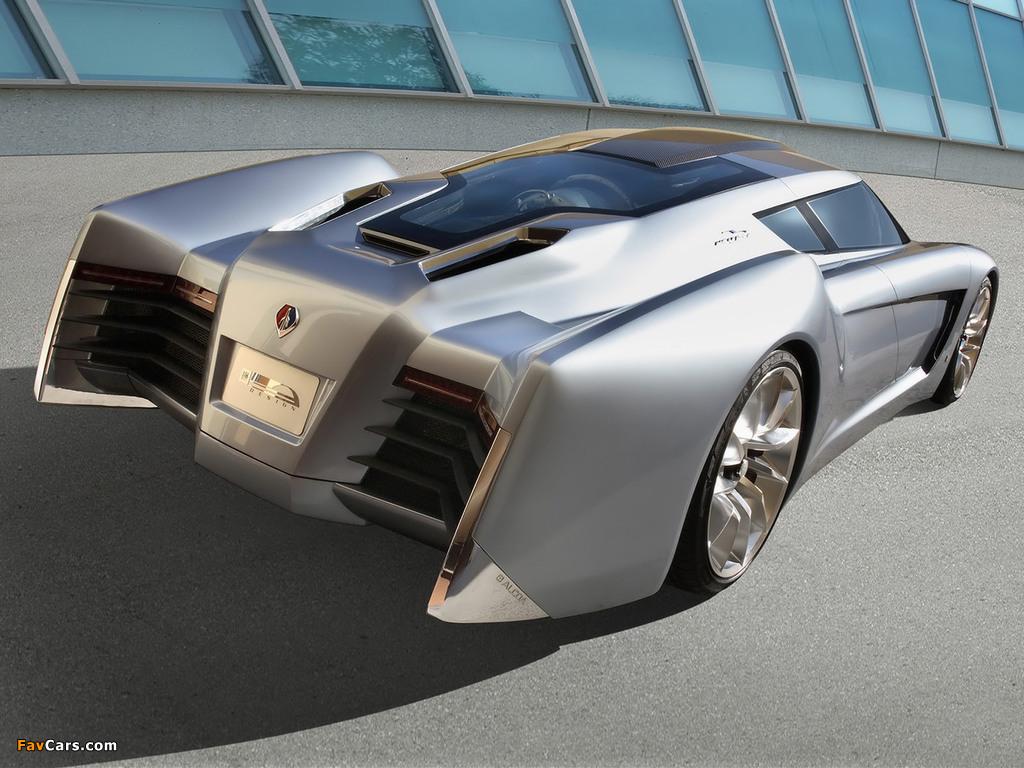 Photos of GM Turbine-Powered EcoJet Concept 2006 (1024 x 768)