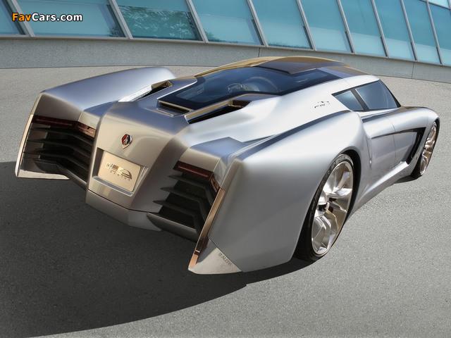 Photos of GM Turbine-Powered EcoJet Concept 2006 (640 x 480)