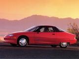 GM Impact PrEView Prototype 1994 photos