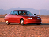 GM EV1 Hybrid Prototype 1998 photos