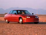 GM EV1 Hybrid Prototype 1998 photos