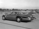 GM Firebird II Concept Car 1956 images