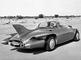 Images of GM Firebird II Concept Car 1956
