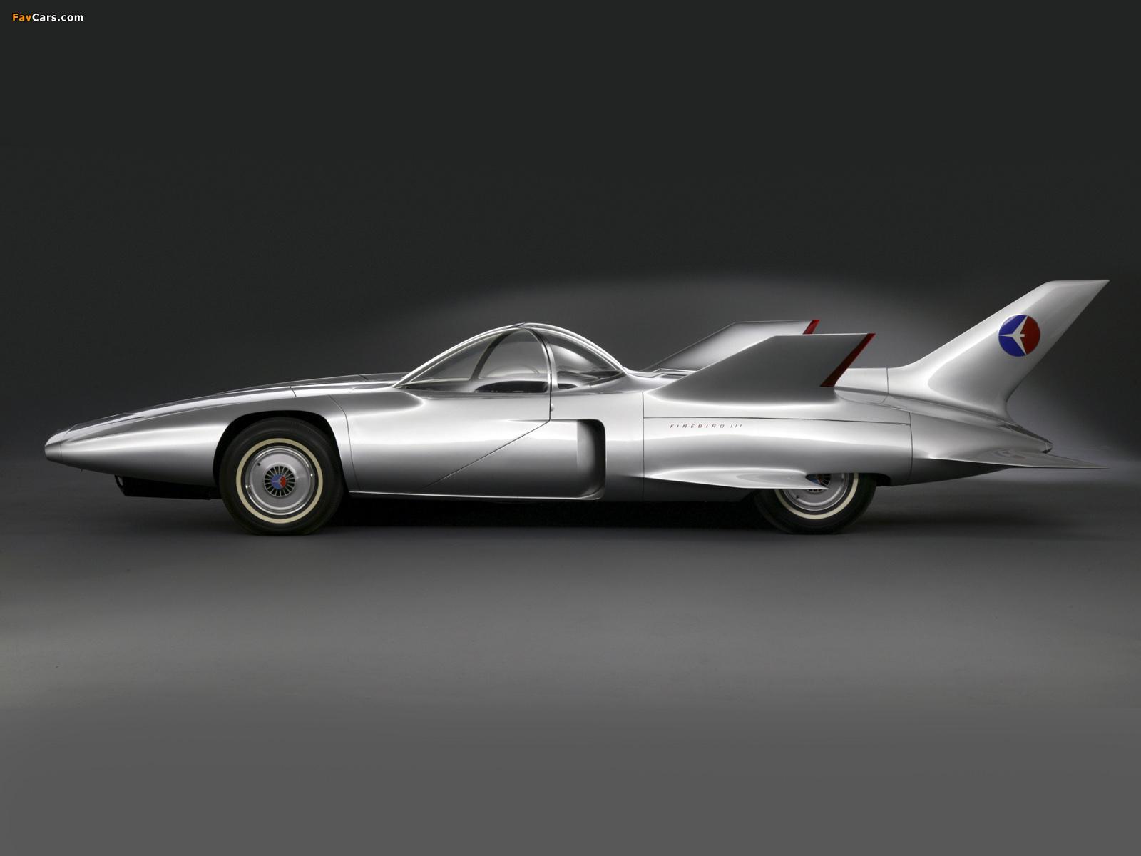 images of gm firebird iii concept car 1958