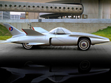 Pictures of GM Firebird III Concept Car 1958