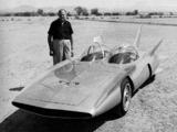 GM Firebird III Concept Car 1958 wallpapers