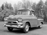 GMC S-100 Pickup 1958 photos