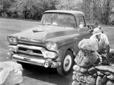 GMC S-100 Pickup 1958 wallpapers