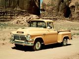 GMC S-100 Pickup 1957 wallpapers