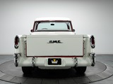 Images of GMC S-100 Suburban Pickup 1955–56