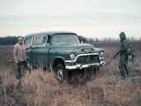Images of GMC S-100 Suburban 1957