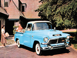Images of GMC S-100 Pickup 1957