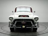 Photos of GMC S-100 Suburban Pickup 1955–56