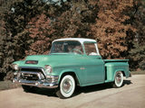 Photos of GMC S-100 Deluxe Pickup 1955