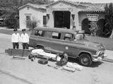 Photos of 1957 GMC T102-8 Ambulance by Yankee