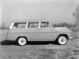 Photos of GMC S-100 Suburban 1957