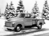 GMC FC-101 ½-ton Pickup 1948 wallpapers