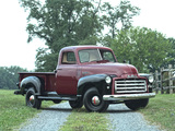 Photos of GMC 150 ¾-ton Pickup Truck 1949