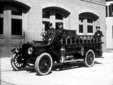 GMC 16AA Firetruck 1917 wallpapers