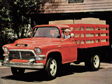 GMC 350 Stake Truck 1957 photos