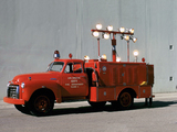 GMC 350 Light Utility Truck by Yankee 1948 wallpapers